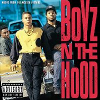 Cover Soundtrack - Boyz N The Hood