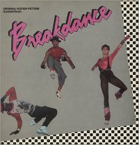 Cover Soundtrack - Breakdance