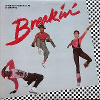 Cover Soundtrack - Breakin'