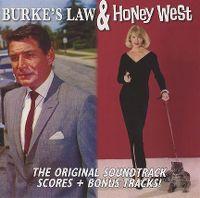 Cover Soundtrack - Burke's Law / Honey West