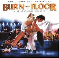 Cover Soundtrack - Burn The Floor - A Breathtaking Journey