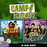 Cover Soundtrack - Camp Rock / Camp Rock 2 - The Final Jam