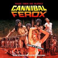 Cover Soundtrack - Cannibal Ferox