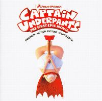 Cover Soundtrack - Captain Underpants: The First Epic Movie