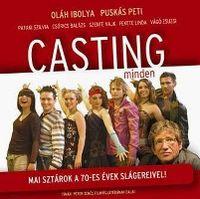 Cover Soundtrack - Casting minden