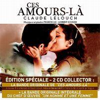 Cover Soundtrack - Ces amours-là