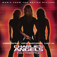 Cover Soundtrack - Charlie's Angels - Full Throttle