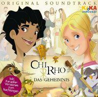Cover Soundtrack - Chi Rho - das Geheimnis