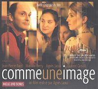 Cover Soundtrack - Comme une image