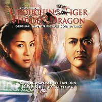 Cover Soundtrack - Crouching Tiger Hidden Dragon