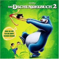 Cover Soundtrack - Das Dschungelbuch 2