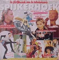 Cover Soundtrack - De hit muziek van de televisieserie Spijkerhoek