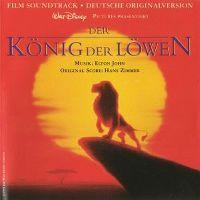 Cover Soundtrack - Der König der Löwen