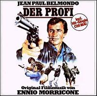 Cover Soundtrack - Der Profi
