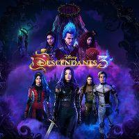 Cover Soundtrack - Descendants 3