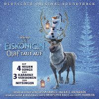 Cover Soundtrack - Die Eiskönigin - Olaf taut auf
