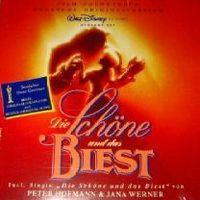 Cover Soundtrack - Die Schöne und das Biest