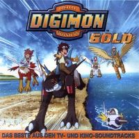 Cover Soundtrack - Digimon Gold