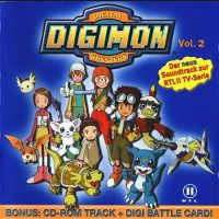 Cover Soundtrack - Digimon Vol. 2