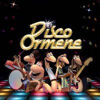 Cover Soundtrack - Disco ormene