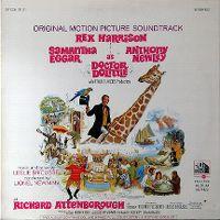 Cover Soundtrack - Doctor Dolittle