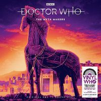 Cover Soundtrack - Doctor Who - The Myth Makers