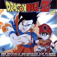 Cover Soundtrack - Dragonball Z Vol. 2