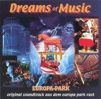Cover Soundtrack - Dreams Of Music (Musik aus dem Europa Park Rust)