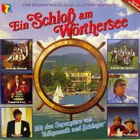 Cover Soundtrack - Ein Schloss am Wörthersee