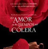 Cover Soundtrack - El amor en los tiempos del cólera
