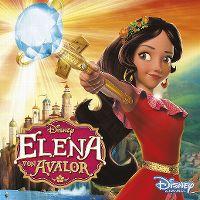 Cover Soundtrack - Elena von Avalor