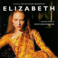 Cover Soundtrack - Elizabeth