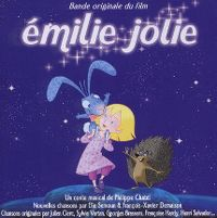 Cover Soundtrack - Émilie Jolie