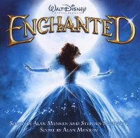 Cover Soundtrack - Enchanted