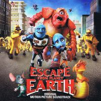 Cover Soundtrack - Escape From Planet Earth