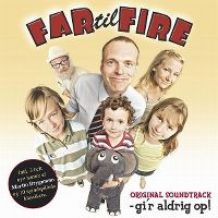 Cover Soundtrack - Far til fire