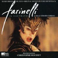 Cover Soundtrack - Farinelli - Il castrato