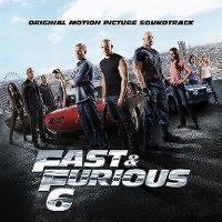 Cover Soundtrack - Fast & Furious 6