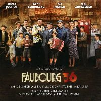 Cover Soundtrack - Faubourg 36