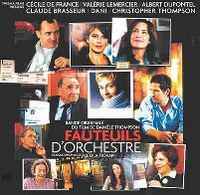 Cover Soundtrack - Fauteuils d'orchestre