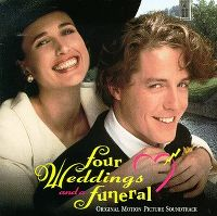 Cover Soundtrack - Four Weddings And A Funeral