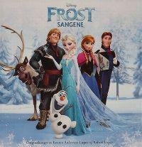 Cover Soundtrack - Frost sangene