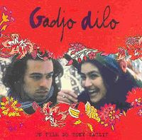 Cover Soundtrack - Gadjo dilo