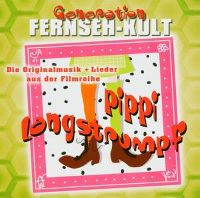 Cover Soundtrack - Generation Fernseh-Kult: Pippi Langstrumpf