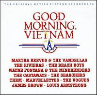 Cover Soundtrack - Good Morning, Vietnam