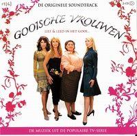 Cover Soundtrack - Gooische vrouwen - Lief en leed in het Gooi...