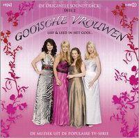 Cover Soundtrack - Gooische vrouwen - Lief en leed in het Gooi... Deel 2