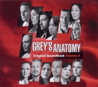 Cover Soundtrack - Grey's Anatomy Volume 4