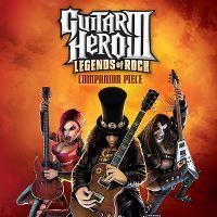 Cover Soundtrack - Guitar Hero III:  Legends Of Rock - Companion Piece