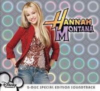 Cover Soundtrack - Hannah Montana